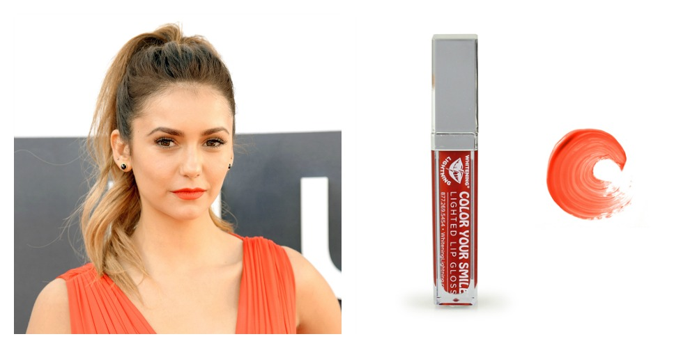 Nina Dobrev MVAs makeup