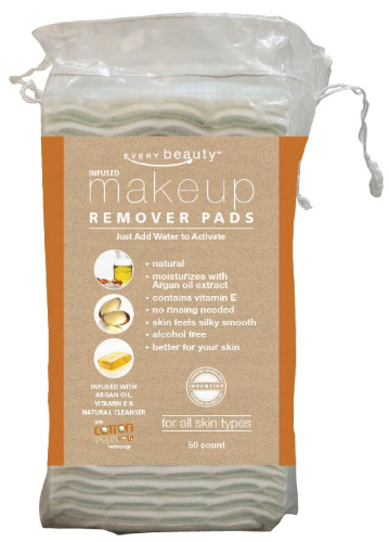 Every Beauty Infused Makeup Remover Pads