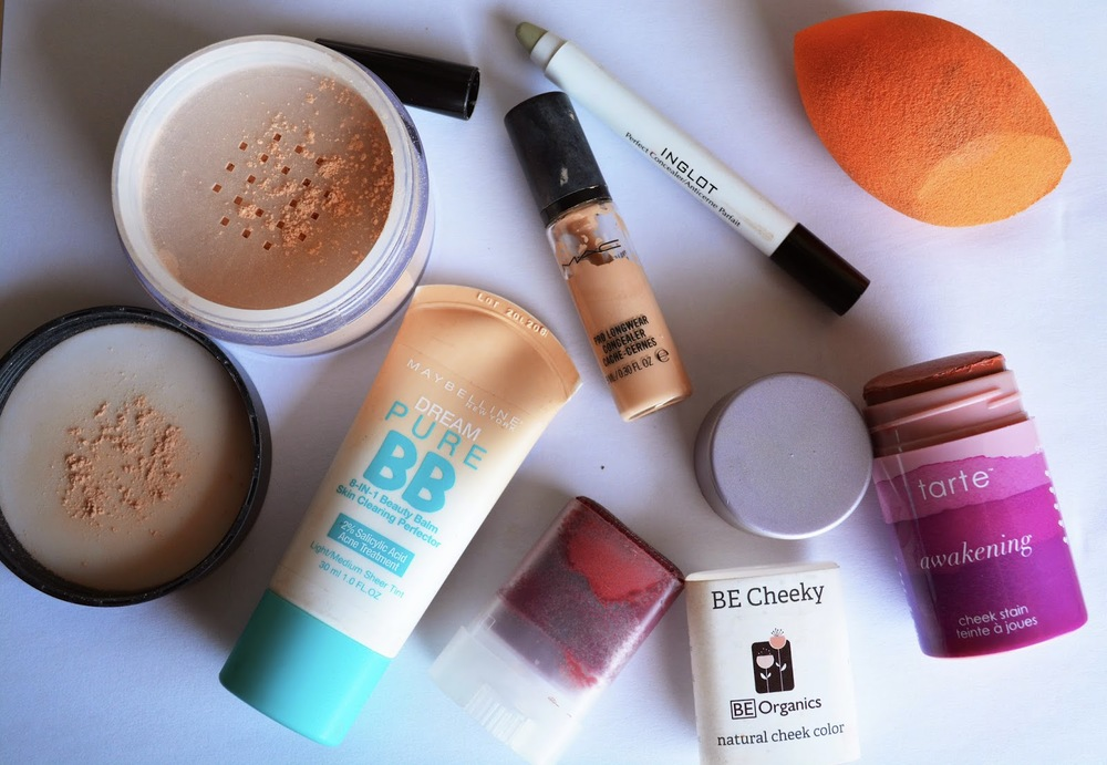 Makeup that helps acne