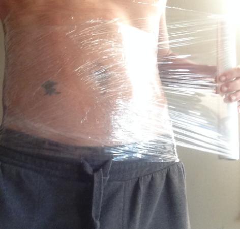 body wrap weight loss diy