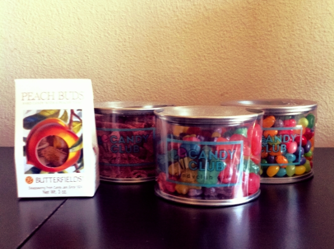 Candy Club Candy of the Month Club