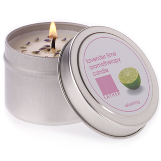 LATHER Aromatherapy Candle