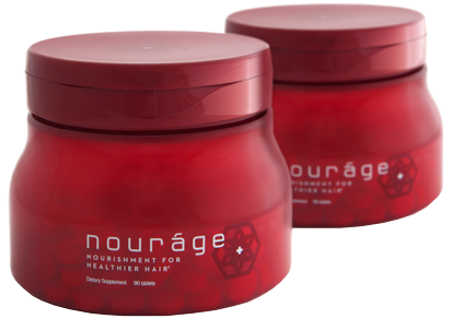 Nourage Hair and Skin Vitamins