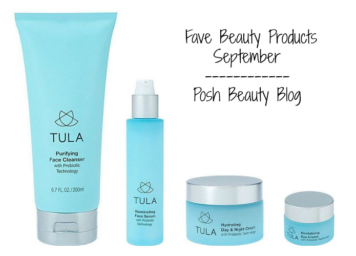 Favorite Beauty Products September 2014