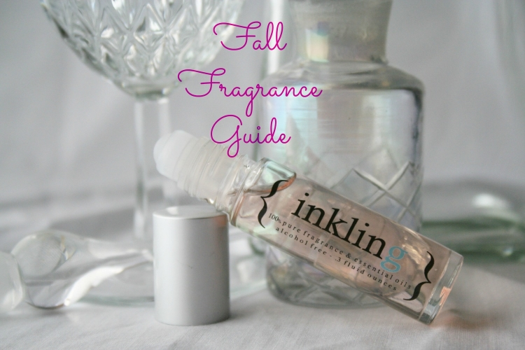 Fall Fragrance Guide