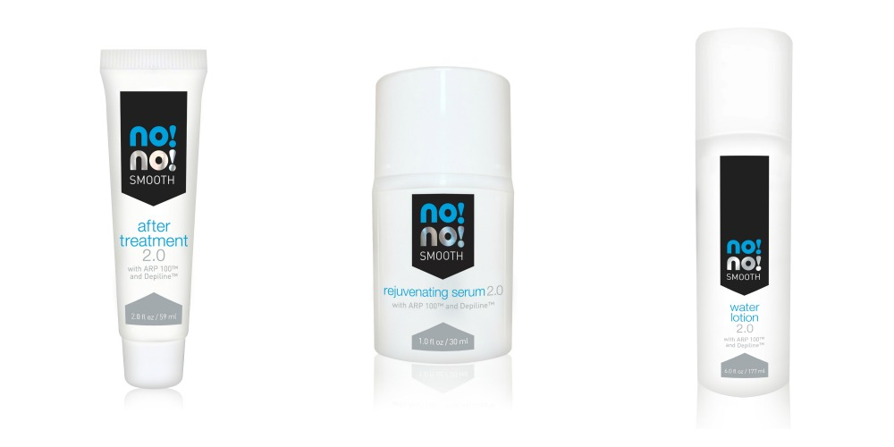 no!no! Smooth 2.0 skincare