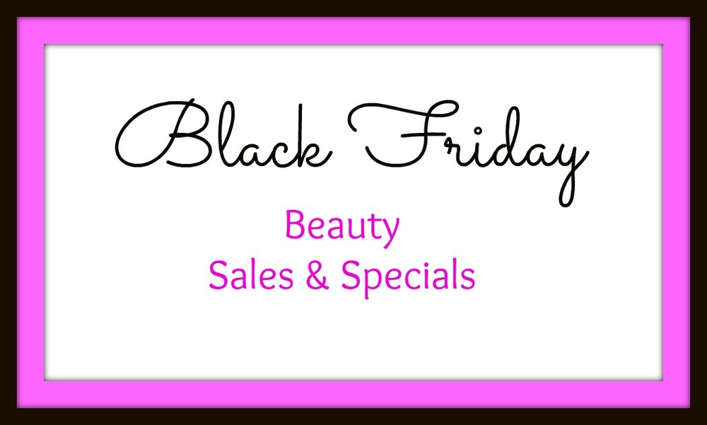 Black Friday Sales Beauty Products