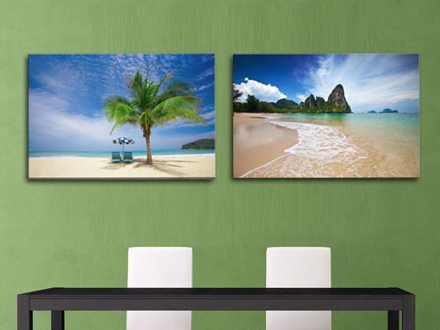 Personalized Canvas Home Decor
