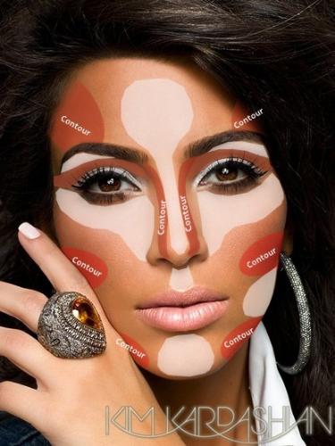 Contouring Kim Kardashian.jpg