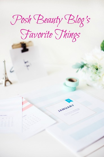 Posh Beauty Blogs Favorite Things.jpg