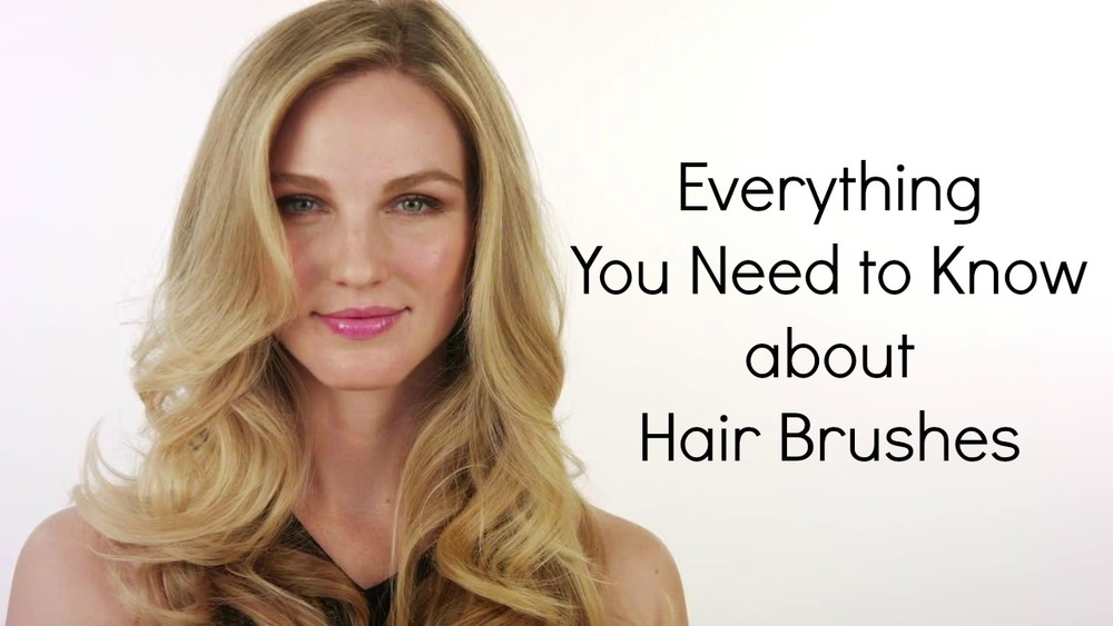 Everything You Need to Know About Hair Brushes — Posh ...