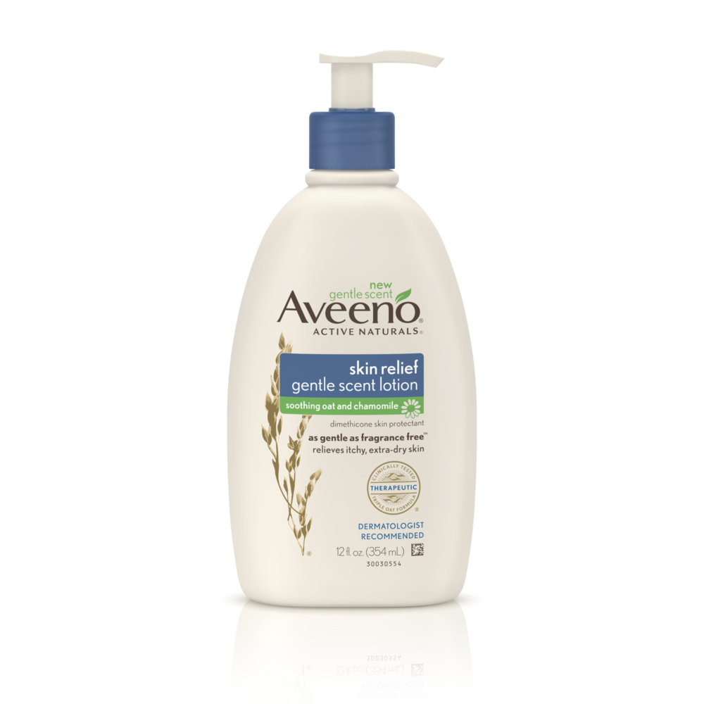 Skin Relief Gentle Scent Lotion_Oat and Chamomile.png