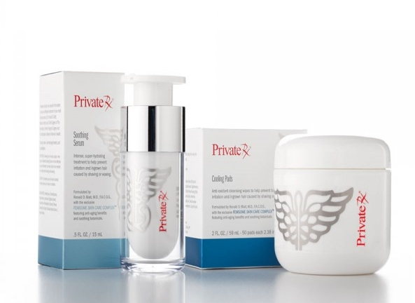 PrivateRx Skincare Products