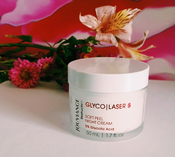 Jouviance Glyco| Laser 5 Soft Peel Night Cream