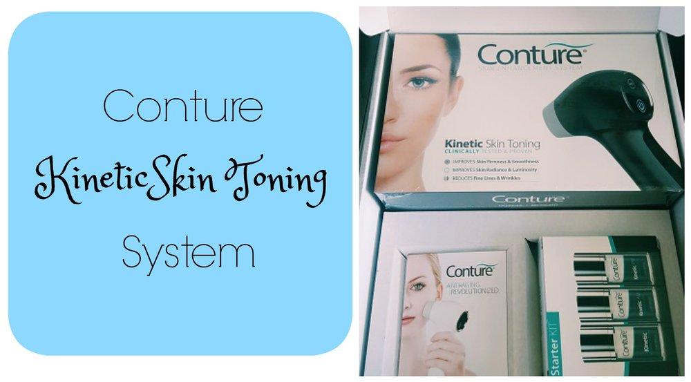 Conture Kinetic Skin Toning System Posh Beauty Blog