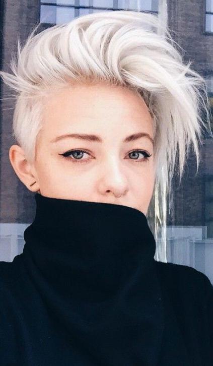 Cute Undercut Hairstyles For Women Posh Beauty Blog