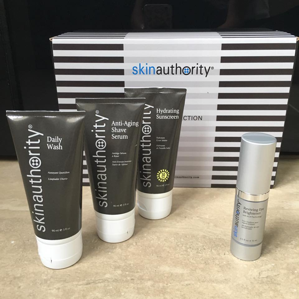 Skin Authority Giveaway