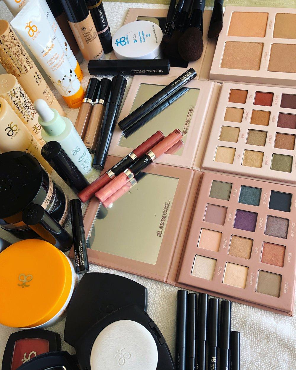 Arbonne Eye Makeup Tutorial | Saubhaya Makeup