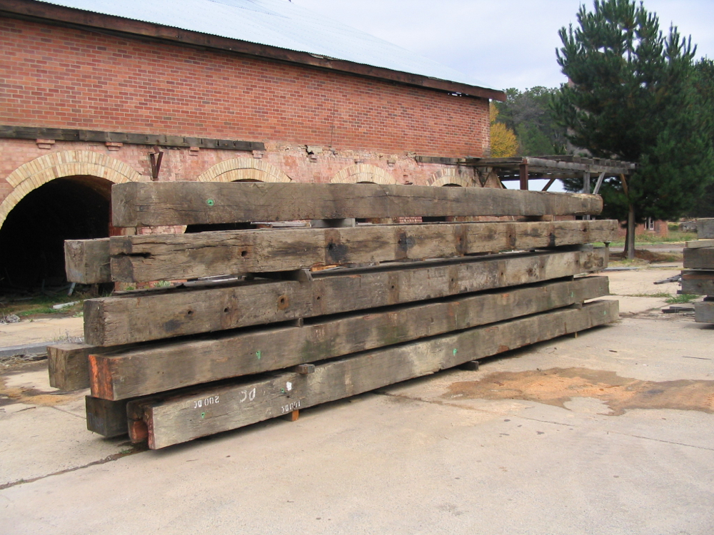 300x300mm Bridge Timbers