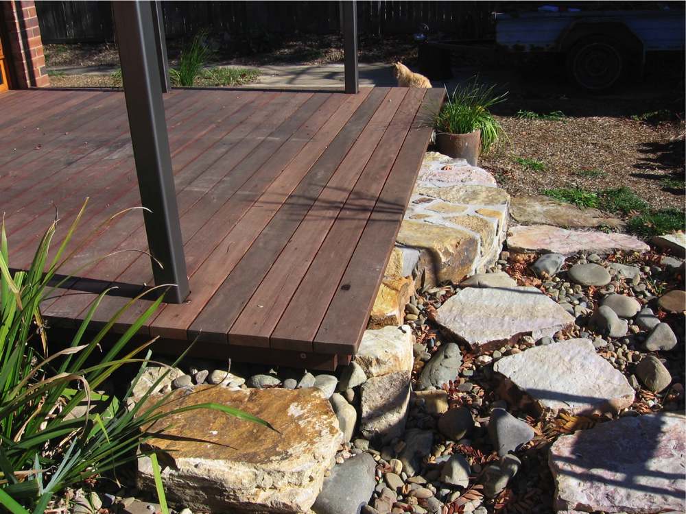40mm Thick Decking