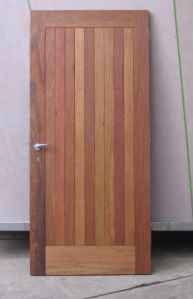 Tongue & Groove Door