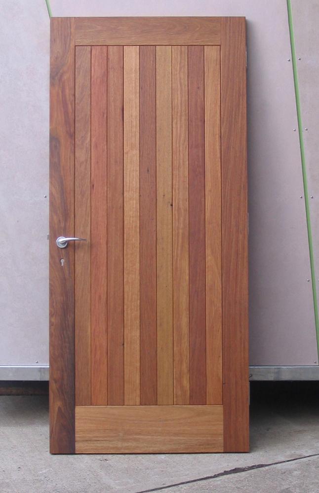 Entry doors thor 39 s hammer for Timber panel door