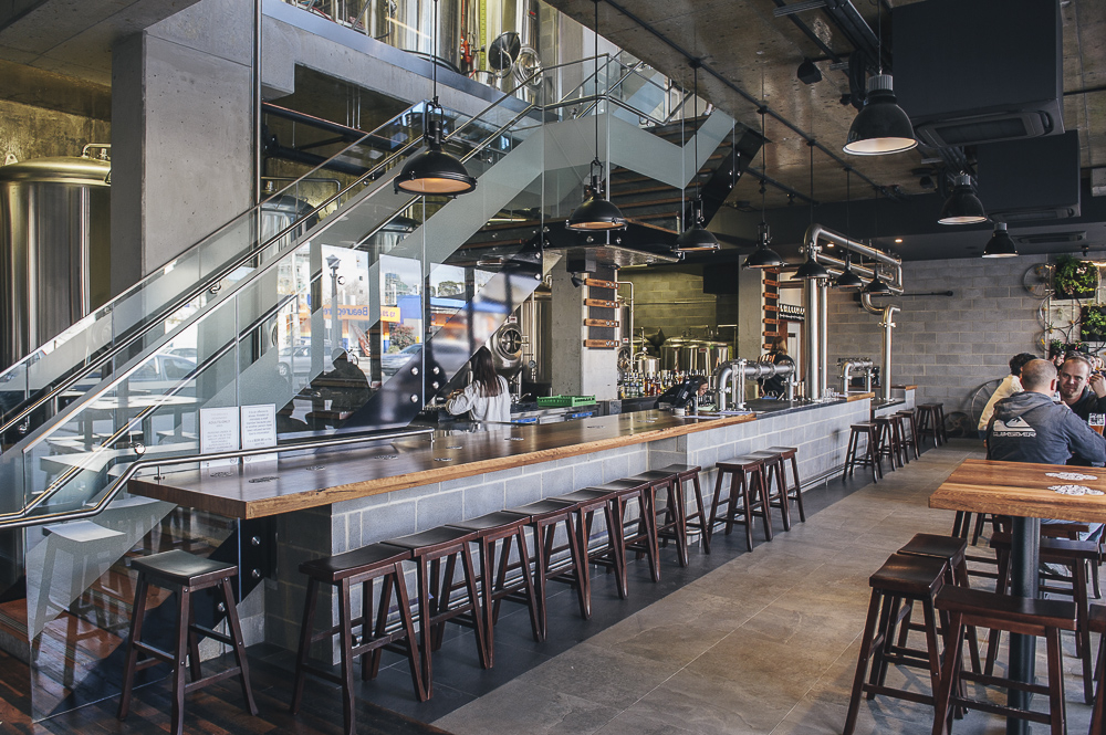 Bentspoke Brewing Fit Out Thor S Hammer