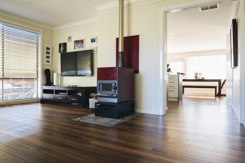 Salvaged Blackbutt Flooring from Thor's Hammer