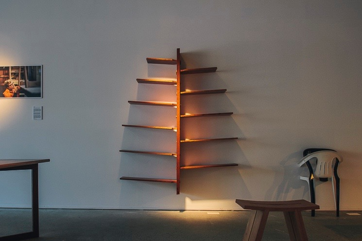 The Fern Bookshelf