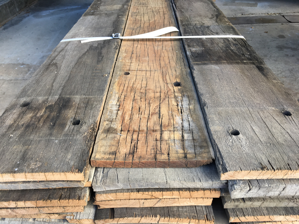 Cotter Bridge Deck offcuts