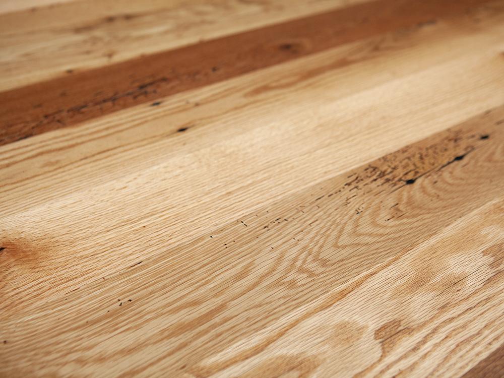 American Oak detail