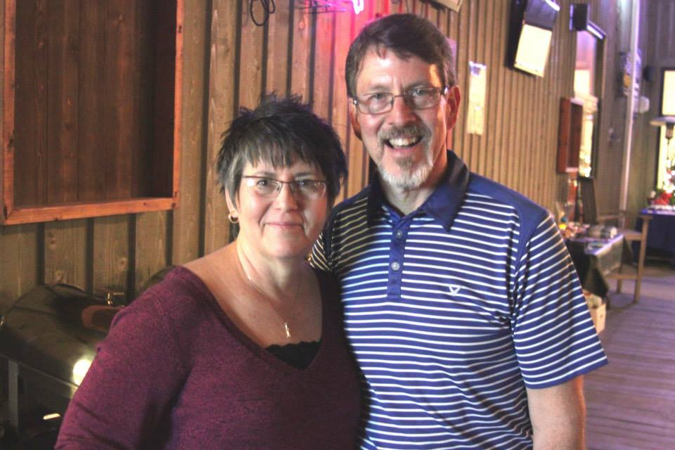 Kathy & Lee Rogers