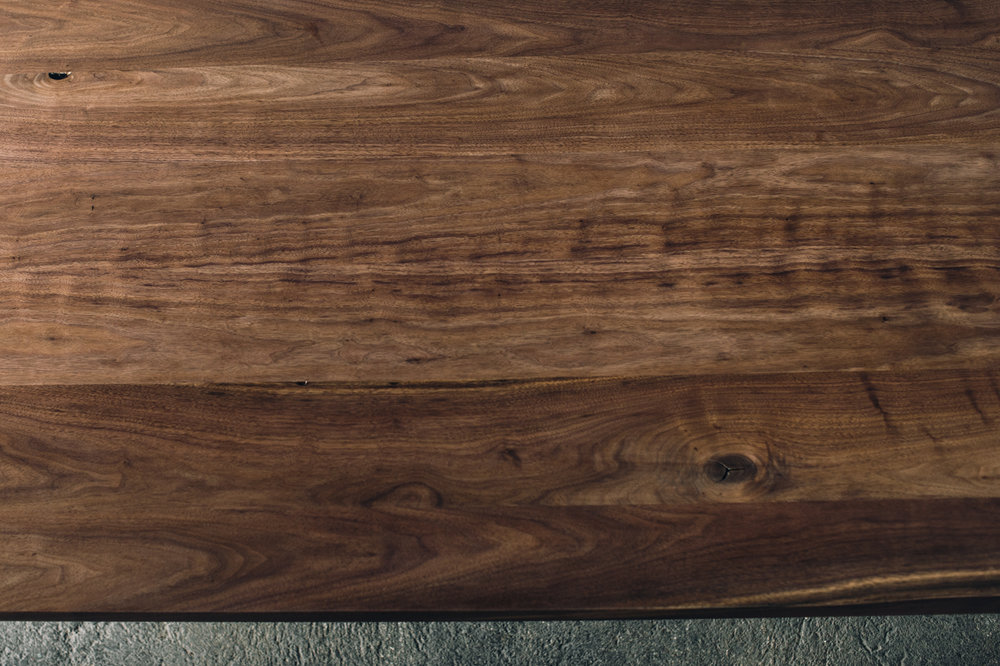 black walnut grain