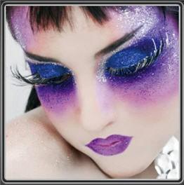 Source: static1.squarespace.com · Report. Purple Dark Fairy Makeup ...