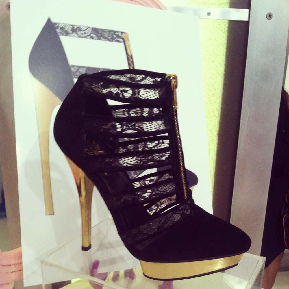 Nethia Shoe Shoedazzle NeNe Leaks