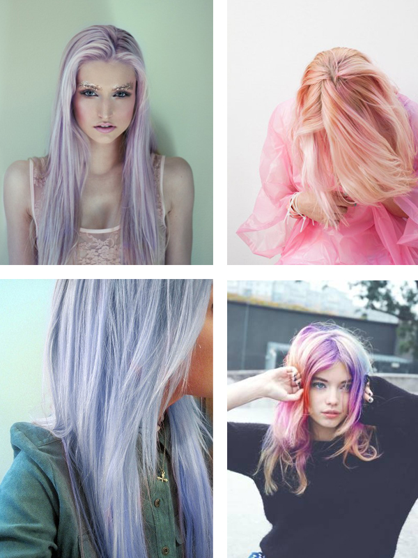 unicorn hair-elle & blair