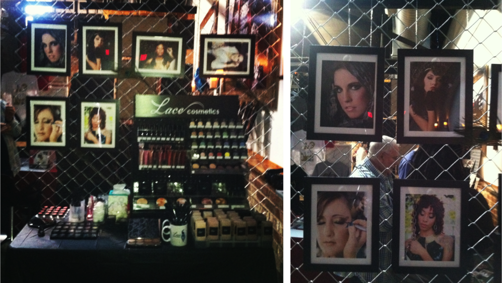 lace cosmetics at raw