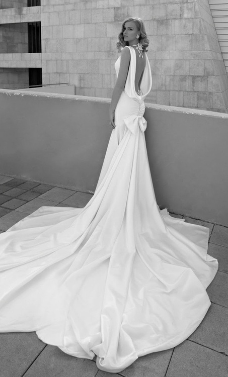 Galia Lahav wedding dress couture