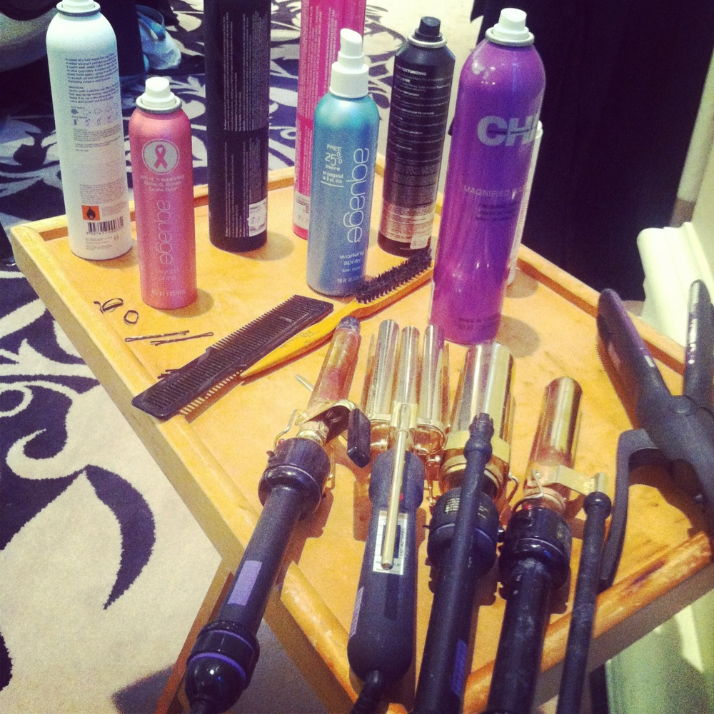 hair styling tools-NYHairStyles