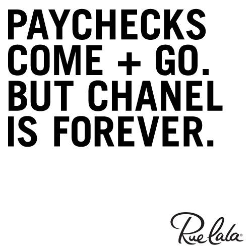 chanel forever