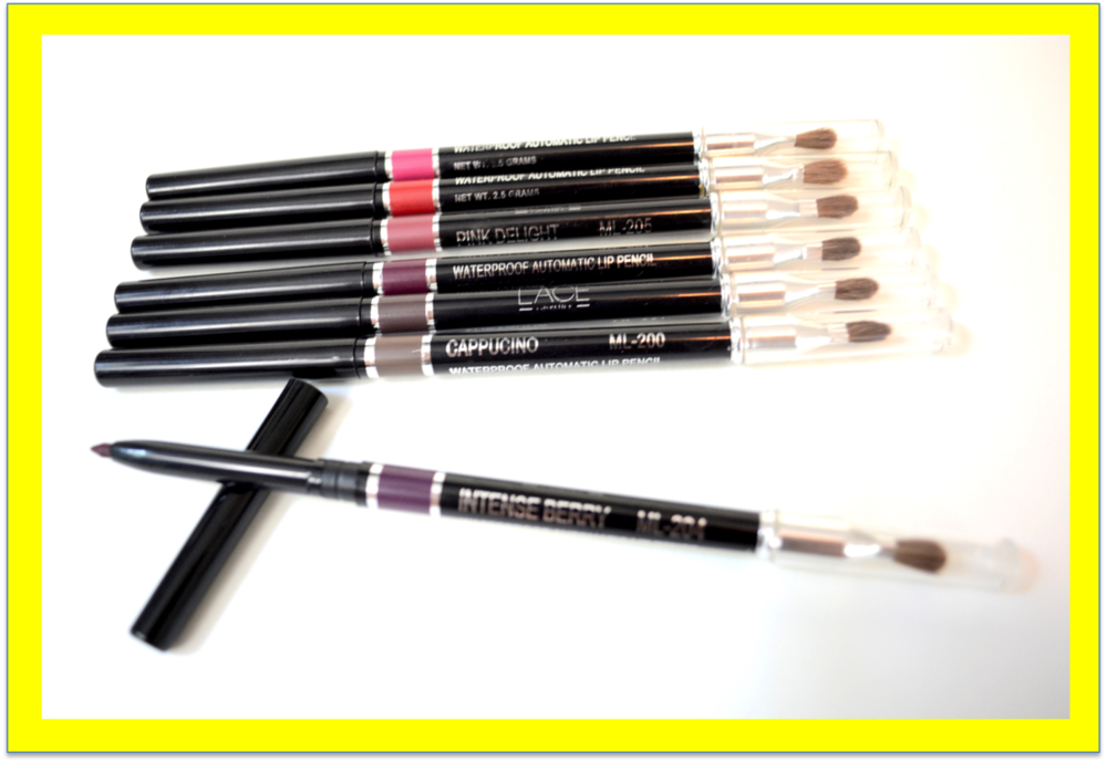 lip pencil set
