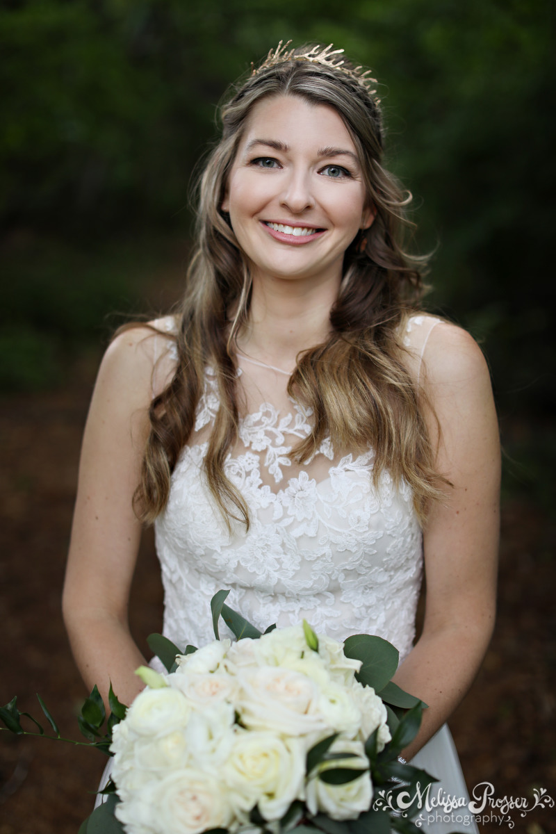 Bridal Portrait - Makeup