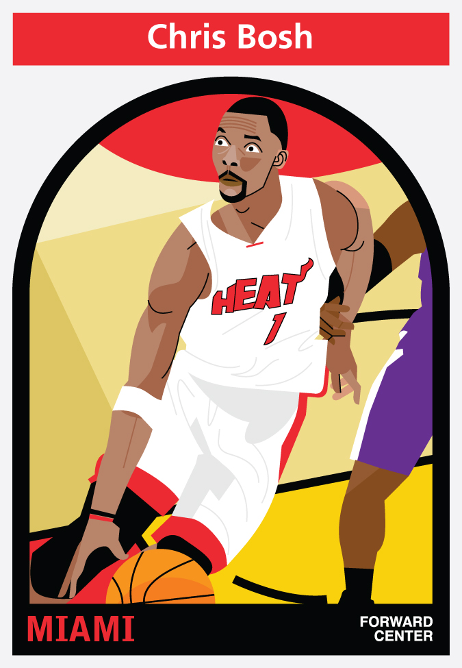 Ghaaaaaa! Mighty Bosh by Matthew Hollister, so good!