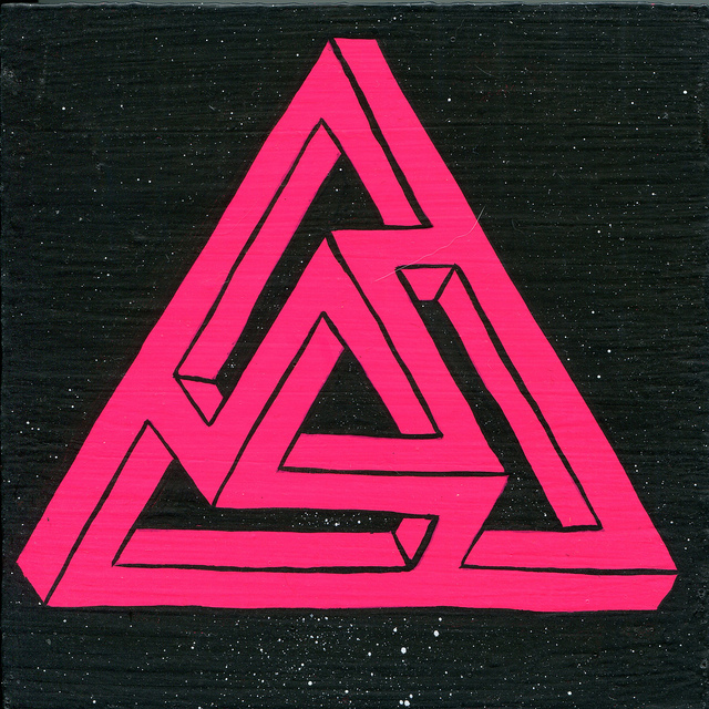 Yeah Deth!!! dethpsun: Triangle