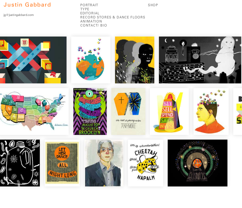 Just updated my website, please take a look.