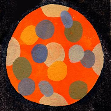 Justin Gabbard - Cosmos Crop