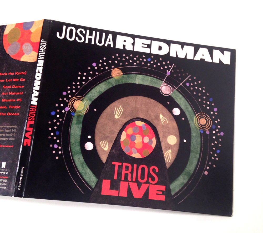 Justin Gabbard Joshua Redman