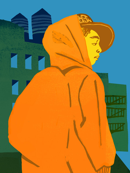 Justin Gabbard - New Yorker