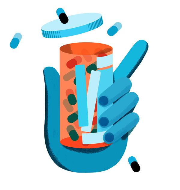 Justin Gabbard  - Pills!
