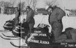 3800 Miles on Snowmobiles